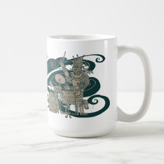 Ancient Jazztecs Mugs