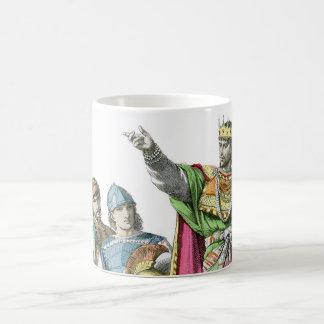 Ancient Jewish king Coffee Mug