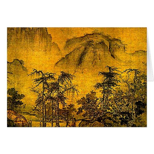 Ancient Landscape Card