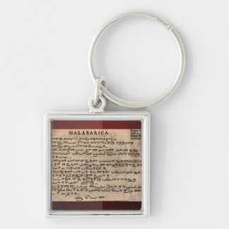 Ancient Languages Keychin Keychain