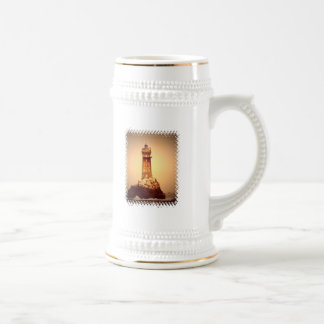 Ancient Lighthouse Beer Stein Mugs