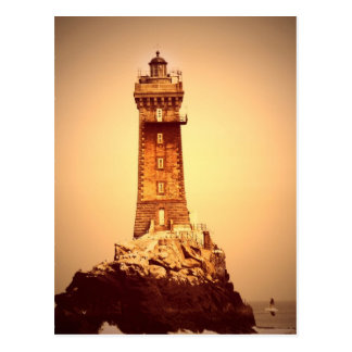 Ancient Lighthouse Postcard