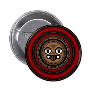 Ancient Locks (Cheeky) Standard Round Button