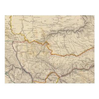 Ancient Macedonia, Thracia, Illyria Postcard