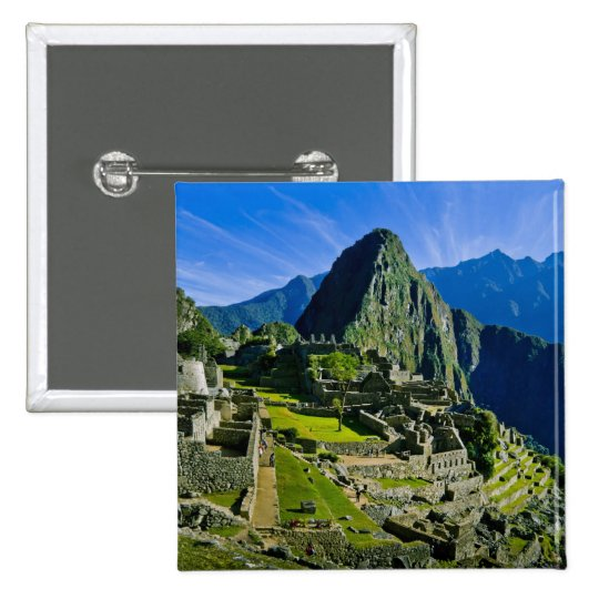 Ancient Machu Picchu, last refuge of the 2 Button
