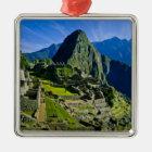 Ancient Machu Picchu, last refuge of the 2 Metal Ornament