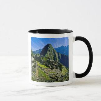 Ancient Machu Picchu, last refuge of the 2 Mug