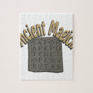 Ancient Magick Jigsaw Puzzle