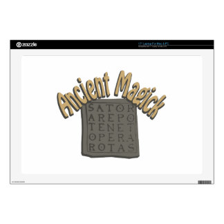 """Ancient Magick Skin For 17"""" Laptop"""