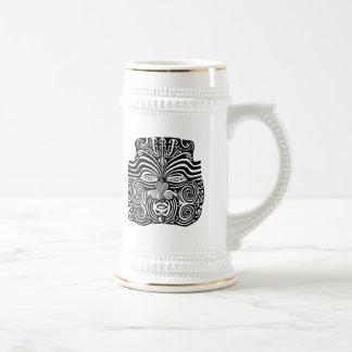 maori design coffee travel mugs zazzle. Black Bedroom Furniture Sets. Home Design Ideas