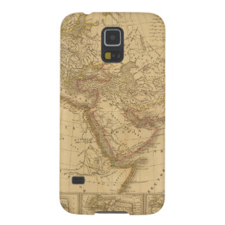 Ancient Map Case For Galaxy S5