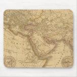 Ancient Map Mousepads