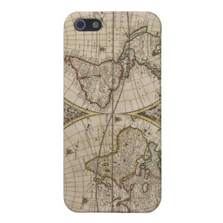 Ancient Map Speck Case