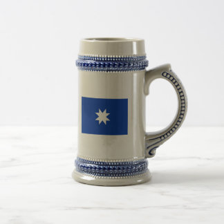 Ancient mapuche, Chile Beer Stein