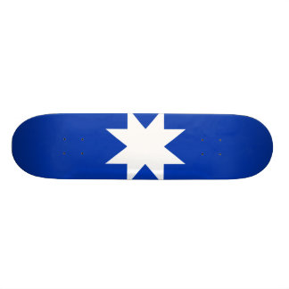 Ancient mapuche, Chile Skateboard Deck