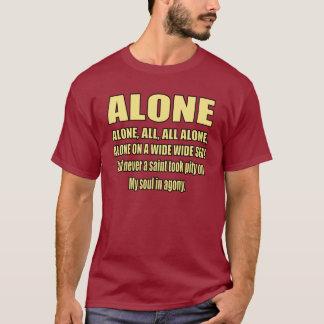 Ancient Mariner Alone T-Shirt