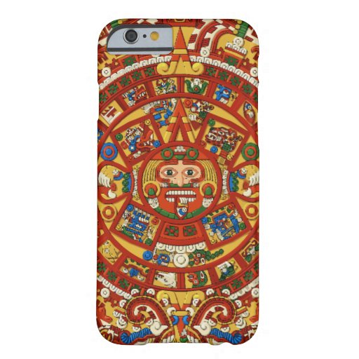 Ancient Mayan Astronomy Case iPhone 6 Case