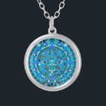 """Ancient Mayan Aztec Calendar Pendant Necklace ~<br><div class=""""desc"""">Ancient Mayan Aztec Calendar Pendant Necklace ~ The ancient Mayan calendar was based upon a system which dates back to the 5th Century BC and possibly earlier. This is a prophetic calendar which is more about the flow of creation than it is about time. Nonetheless, this calendar ends in the...</div>"""