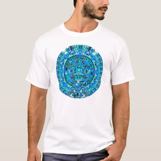 Ancient Mayan Aztec Symbol - End of World ?! T-Shirt