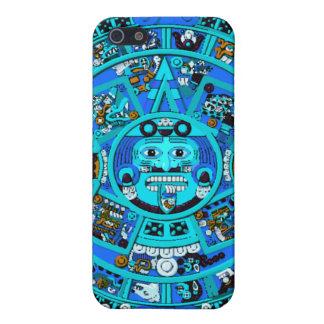 Ancient Mayan Calendar Symbol iPhone 5 Cases