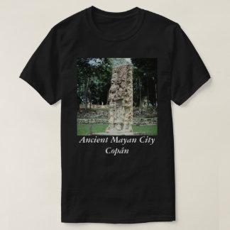 Ancient Mayan City Copan Honduras Archeological T-Shirt