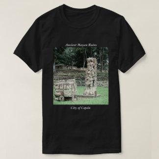 Ancient Mayan Culture Copan Ruins Honduras Classy T-Shirt