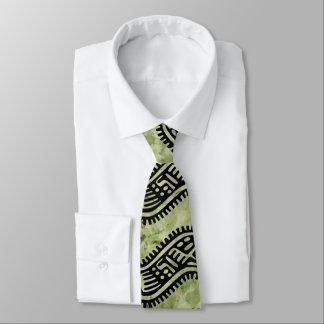 Ancient Mayan Neck Tie