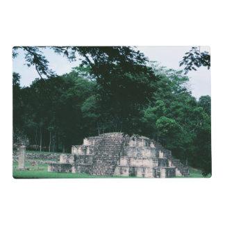 Ancient Mayan Ruins Copan Honduras Designed Placemat