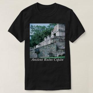 Ancient Mayan Ruins Copan Honduras Photo Designed T-Shirt