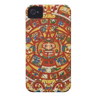 Ancient Mayan Symbol of Prophesy iPhone 4 Case