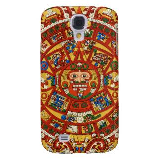 Ancient Mayan Symbol of Prophesy Galaxy S4 Case