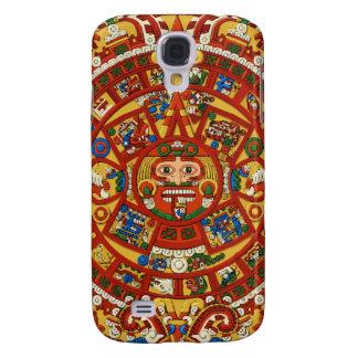 Ancient Mayan Symbol of Prophesy Galaxy S4 Cover