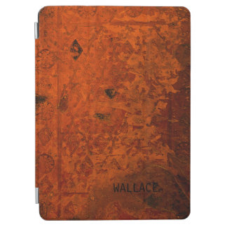 Ancient Medieval Leather Bound Book Cover
