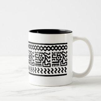 Ancient Mexican Design - Mug