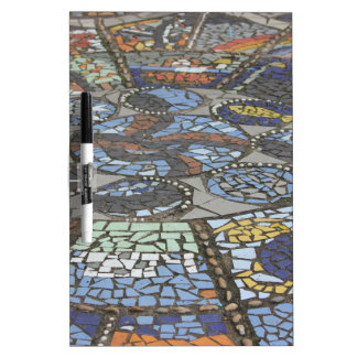 Ancient Mosaic Dry-Erase Board