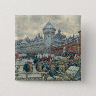 Ancient Moscow, departure after a fight Button