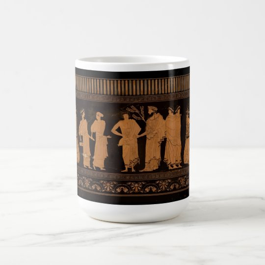 Ancient Mural Coffee Mug