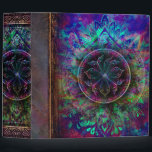 "Ancient Mystic Book of Spells 3 Ring Binder<br><div class=""desc"">Step into the past with this whimsical ancient-tome-themed novelty binder,  rich with Celtic-inspired ornate detail and mystical old-world allure. Makes a fantastic one-of-a-kind gift. Shop the rest of our Ancient Tome themed binders and notebooks for a unique niche of products you don't want to miss!</div>"