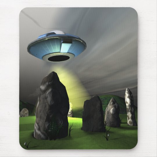 Ancient Mystries Mousepad