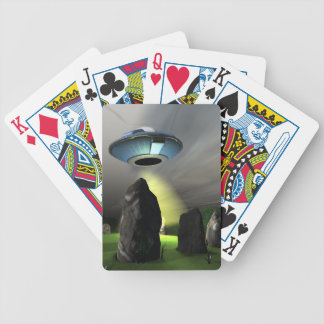 Ancient Mystries Playing Cards