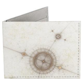 Ancient Nautical Chart, Grunge Tyvek Wallet