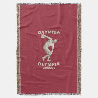 Ancient Olympia Greece Throw