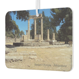 Ancient Olympia - Peloponnese