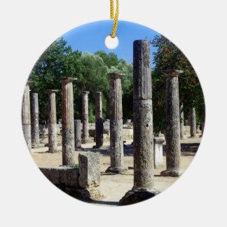 Ancient Olympia - Peloponnese Ceramic Ornament