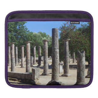 Ancient Olympia - Peloponnese iPad Sleeves