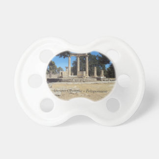 Ancient Olympia - Peloponnese Pacifier
