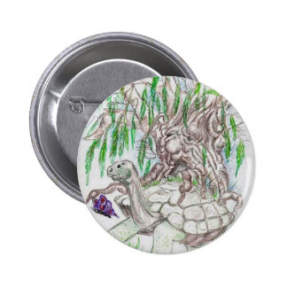 ancient one (2) pinback button