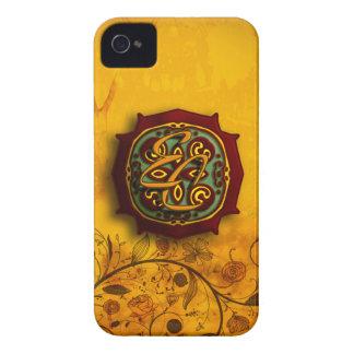 Ancient Orange iPhone 4 Case