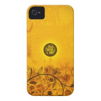 Ancient Orange iPhone 4 Cover