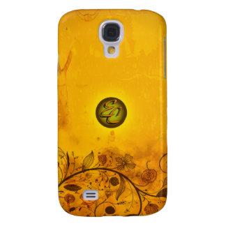 Ancient Orange Samsung Galaxy S4 Case